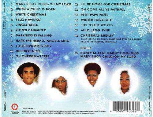 Boney M. - Rivers Of Babylon Free Christmas Mp3 Song Download
