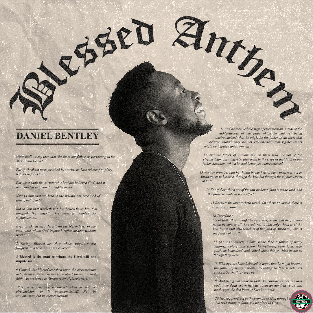 Blessed Anthem - Daniel Bentley