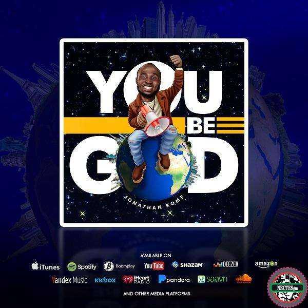 [Video] You Be God - Jonathan Kome